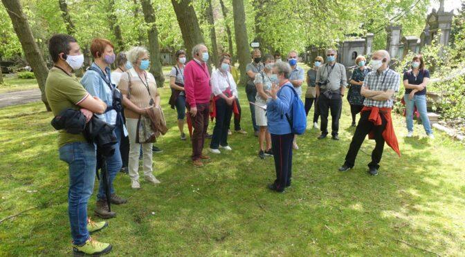 Verslag: Bezoek begraafplaats Evere-Brussel